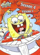 SPONGEBOB SQUAREPANTS: SEASON 4 V.1 (2PC DVD