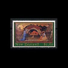 New Zealand, Sc #1834, MNH, 2002, Painting, Nativity, Baldese, A1AFDcx