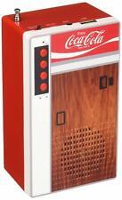Coca Cola Retro Style Bluetooth Speaker & FM Radio - Vending Machine Design new