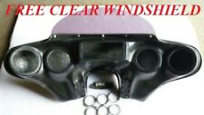 "HONDA VTX BATWING FAIRING WINDSHIELD C R S 1800 1300 BAGGER 4x5"" SPKS"