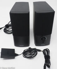 Bose Companion 2 Series III Computer Speakers, Excellent Condition