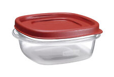 Rubbermaid Easy Find Lids 1.25 cups Food Storage Container 2 pc