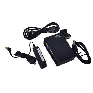 Lenovo ThinkPad USB 3.0 Docking Station & Power Adapter DU9019D1 0A34193 03X6059