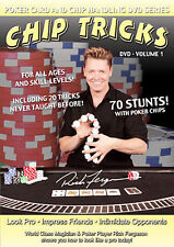 Poker: Chip Tricks, Vol.1:  70 Chip Tricks! (DVD, 2006) #91