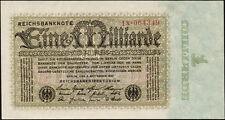 Ro.111b 1 Milliarde Mark 1923 Firmendruck (1)