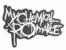 """My Chemical Romance Embroider Iron On Sew On Giant Back Vest Jacket Patch 9.8"""""""