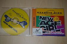 Deadeye Dick ‎– New Age Girl. 78255 2 9 CD-Maxi