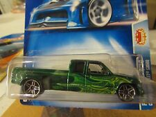 Hot Wheels Custom Chevrolet C3500 #182 Pride Rides Green