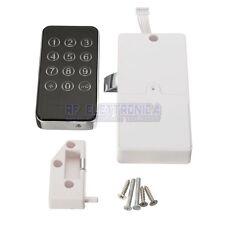 Tactile Clavier Mot de passe RFID Carte Key Métal Numérique Electronic Cabinet