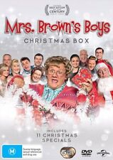 Mrs. Browns Boys - 2017 Christmas | Boxset (DVD, 2017) (Region 4) Aussie Release