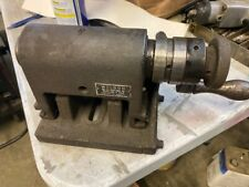 Weldon Tap Sharpening grinding Axial Relieving Fixture