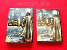 # NEUF # JEU PC RPG TWO WORLDS 2  # 100% COMPLET SOUS BLISTER + BOITE #