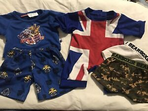 Build A Bear Outfit Transformers Army England