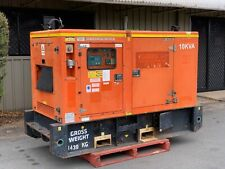 Nugen S10Ks Single Phase 10kVA Silent Silenced Diesel Generator Genset