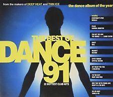 151 THE BEST OF DANCE 91 - 2 X UNMIXED CDS 90S OLDSKOOL DANCE HOUSE RAVE CDJ DJ