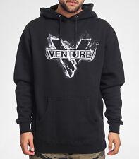 VENTURE TRUCKS - Haze HD  - Skateboard Hooded Top / Hoodie - Large
