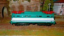 Lima Hobbie Ligne Hl2101 E424 309 Xmpr Navette toit Vert Trenitalia FS HO 1 87