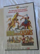 Gold for the Caesars, Good DVD, Furio Meniconi,Georges Lycan,Ettore Manni,Giulio