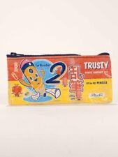 Blue Q - Trusty #2 - Funny, Cartoon - Pencil Pouch