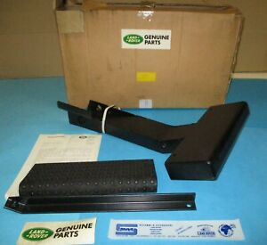 Sill Step Rear Original Land Rover Discovery 1 Without Ammortiz RTC9505AC Sivar