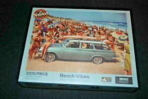 Holden Beach Vibes 1000 Piece Jigsaw Puzzle Brand new