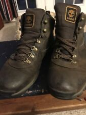 """Timberland 2730R Hiking Outdoor 6"""" Men's SZ 13 Boot W Earthkeepers Anti Fatigue"""