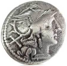 antica ROMA Repubblicana (ANONIME) Denarivs,TRIDENTE
