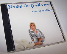 Debbie Gibson Out of the Blue CD Atlantic Records 81780-2