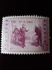 POSTZEGELS  STAMPS - TIMBRE  BELGIQUE - BELGIE JAAR 1957 NR.1021 *(ref.1371)