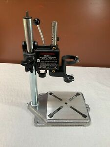 Dremel Multi-Tool Deluxe Drill Press Stand Model 212 Type II