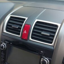 Central dash air condition AC Vent control frame cover trim for Honda CRV CR-V 3