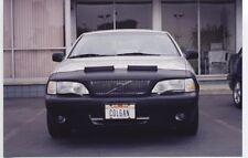 Colgan Premium Front End Bra 2pc.Fits Volvo C70 1998-2004 W/O.Lic.Plate & Washer