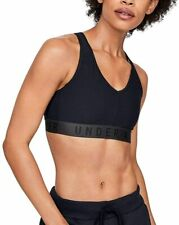 Under Armour UA Favorite Cotton Bra Solid Black M