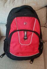 Swiss Gear Airflow Backpack Red & Black