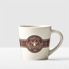 2016 Starbucks Original Logo Demi Mug - Brown/Creme 3 fl oz - SOLD OUT!