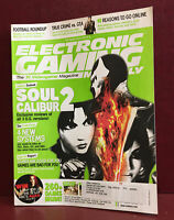 Vintage Electronic Gaming Monthly Video Game Strategy Magazine September 2003