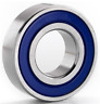 6000 - 6009 2RS Stainless Steel Rubber Sealed Resistant Bearings - High Quality