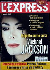 Mag 2009: MICHAEL JACKSON: enquête sur le culte