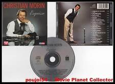 "CHRISTIAN MORIN ""Esquisse"" (CD) 14 Titres 1992"