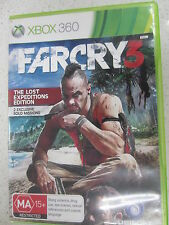 Far Cry 3 Xbox 360 Game PAL (Works on Xbox One)