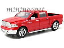 JADA JUST TRUCKS 97136 2014 14 DODGE RAM 1500 PICK UP TRUCK 1/24 DIECAST RED