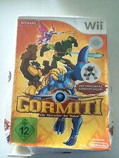 Nintendo WII Gioco-Gormiti: la governante della natura-con GORMITI-Personaggio!