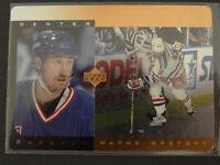 1996-97 Upper Deck Hart Hopefuls Bronze #HH1 Wayne Gretzky Hockey Card /5000