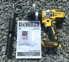 New Dewalt Dcd999 20v Max Xr 12 Flexvolt Advantage Brushless Hammer Drill