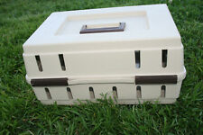 Pet/Dog/Cat Carrier/Crate - Cabin Kennel Petmate Doskocil Small - Airline Travel
