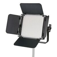 Video LED Panel Bi-Colour Tungsten Daylight Balanced Dimmable Lighting Panel