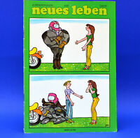 DDR Neues Leben 4 1981 Josipa Lisac Rund Prinzip Katrin Lindner Ku-Klux-Klan D