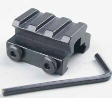 "1/2"" 3 Slot Low-Profile Riser for Red Dot / Scope Rail Mount - NEW EFF"