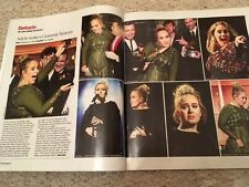 UK Times Magazine February 2017 Adele Marita Lorenz Fidel Castro