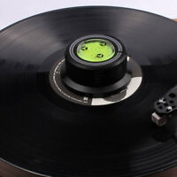 3in1 Plattengewicht / Record Clamp Weight LP Vinyl Turntables Disc Stabilizer